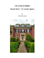City Living: Bryant Street + St. Georges Square book cover