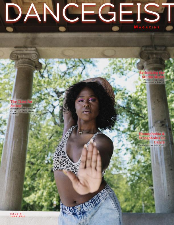 View Dancegeist Magazine June 2021 by Dancegeist Magazine