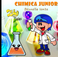Zuby Tales - Chimica Junior book cover