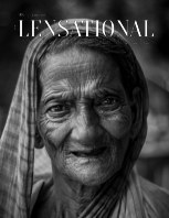 LENSATIONAL Model and Photographer Magazine #98 Issue | Emotion - June 2021 book cover