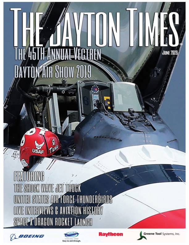 View The 44th Annual Vectren Dayton Air Show 2019_2 by Editor Horace Dozier, Sr.