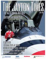 The 44th Annual Vectren Dayton Air Show 2019_2 book cover