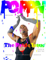 Poppn Mag Pride Issue book cover