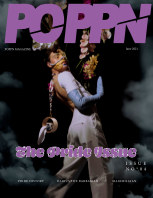 Poppn Mag Pride Issue 2 book cover