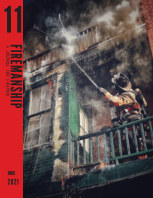 The Art Of Firemanship - A Journal For Firemen #11 2021 book cover