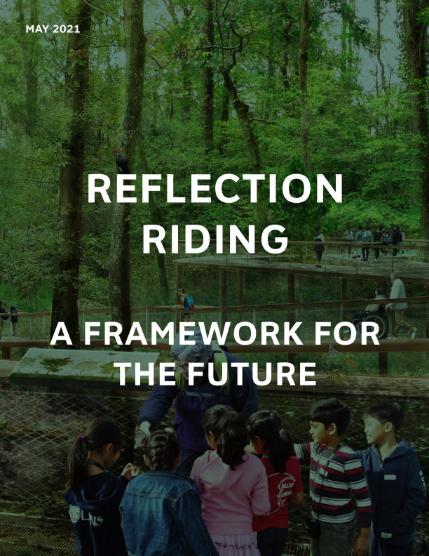 Bekijk Reflection Riding - A Framework for the Future - op SCAPE