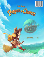 Pepper and Carrot book cover