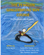 The Penguin Gingerbread Boy Cookie And The Eleven Little Penguins book cover