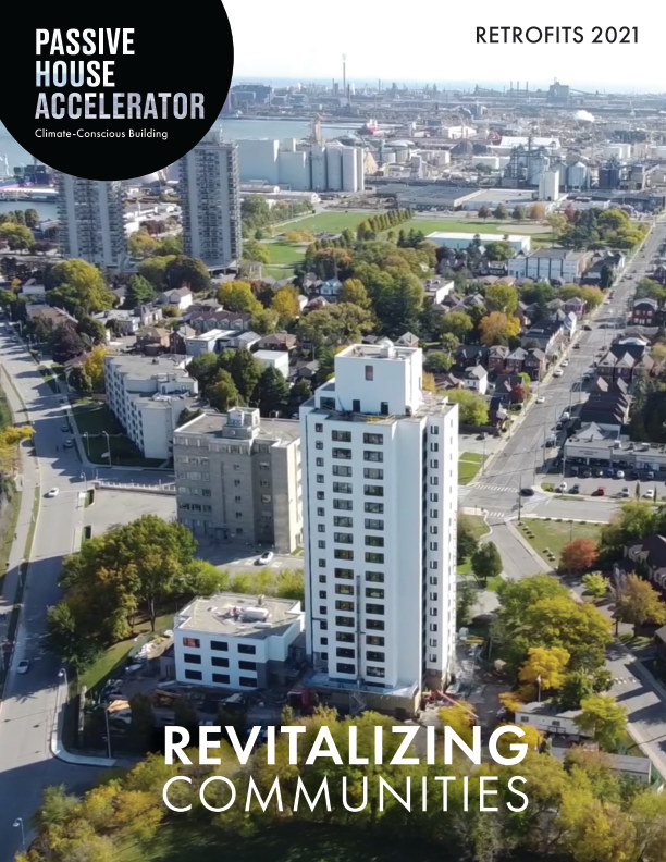 View Retrofits: Revitalizing Communities by Passive House Accelerator