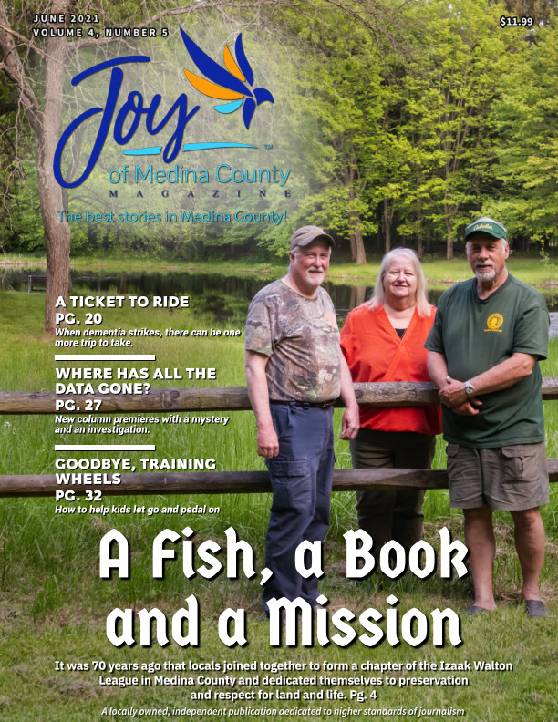 Bekijk Joy of Medina County Magazine June 2021 op Blake House Publishing, LLC
