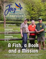Joy of Medina County Magazine June 2021 book cover