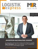 LOGISTIK express Journal 3/2021 book cover
