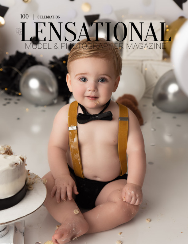 View LENSATIONAL Model and Photographer Magazine #100 Issue | Celebration - June 2021 by Lensational Magazine