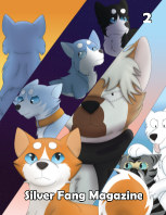 Silver Fang Magazine Issue 2 book cover
