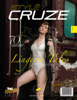 JULY 2021 Issue (Vol: 02) | STYLÉCRUZE - Lingerie book cover