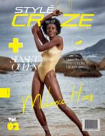 JULY 2021 Issue (Vol: 02) | STYLÉCRUZE - Swim Wear book cover