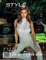 JULY 2021 Issue (Vol: 124) | STYLÉCRUZE Magazine book cover