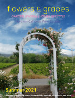 Flowers and Grapes Summer 2021 Issue 2 book cover