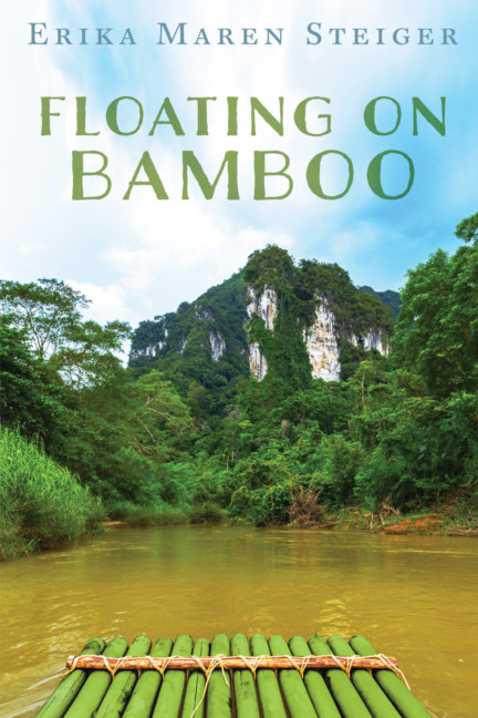 View Floating on Bamboo by Erika Maren Steiger