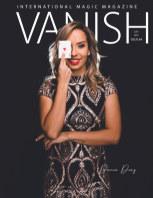 Vanish Magic Magazine #84 book cover