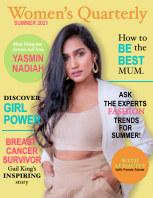 Women's Quarterly Inspiration 2021 book cover