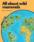 All about wild mammals book cover