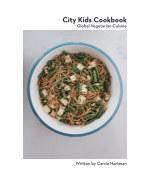 City Kids Cookbook book cover