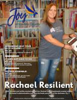 Joy of Medina County Magazine July 2021 book cover