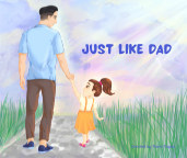 Just Like Dad book cover