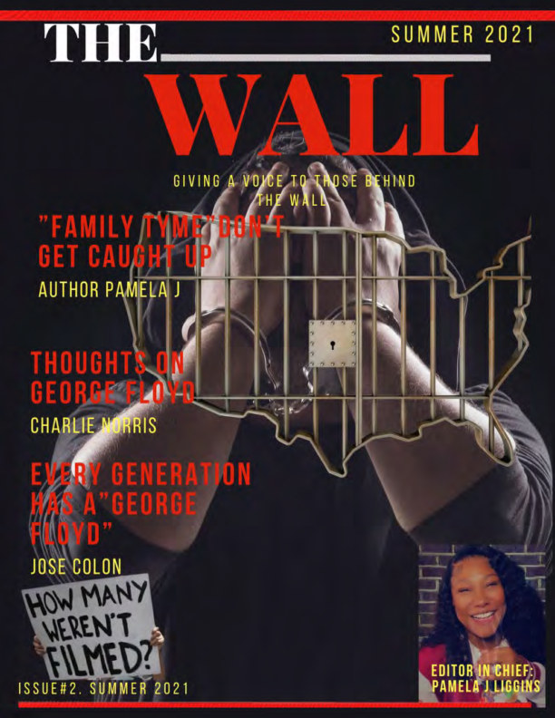 View The Wall Magazine Summer Issue 2021 by OBG Author  Pamela J