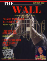 The Wall Magazine Summer Issue 2021 book cover
