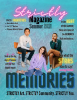 Strictly Memories book cover