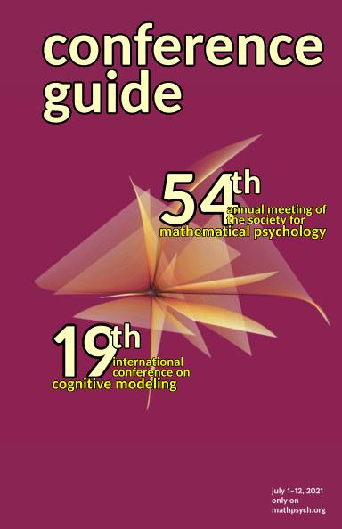 Ver MathPsych/ICCM 2021 por Society for Math. Psychology