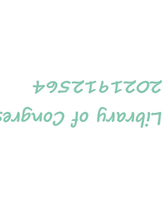 Ver Library of Congress Control Number: 2021912564 por CAMILLA MEI-FANG KAO AKA CAMMY