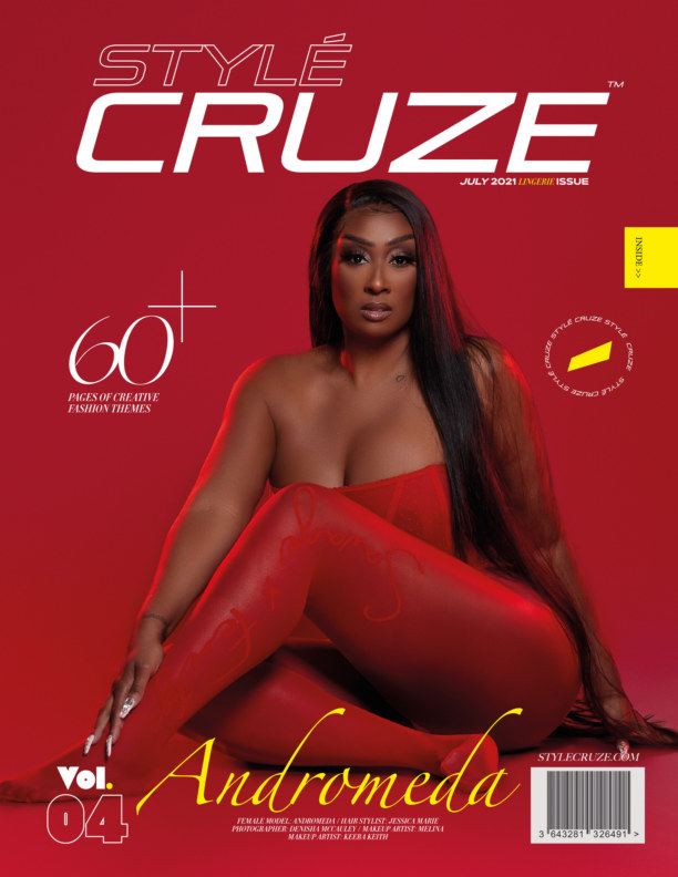 View JULY 2021 Issue (Vol: 04) | STYLÉCRUZE - Lingerie by Divyesh Pillarisetty