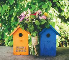 Katrien en Bernard book cover