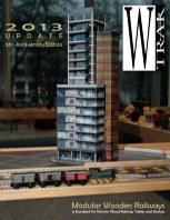 wTrak Year 5 Update - Reprint book cover