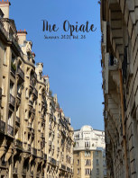 The Opiate: Summer 2021, Vol. 26 book cover