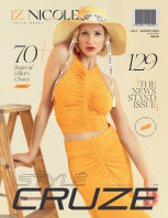 JULY 2021 Issue (Vol: 129) | STYLÉCRUZE Magazine book cover