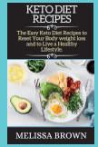 Keto Diet Recipes book cover