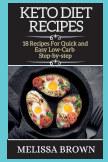Keto Recipes book cover