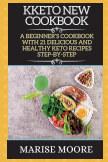 Keto New Cookbook book cover