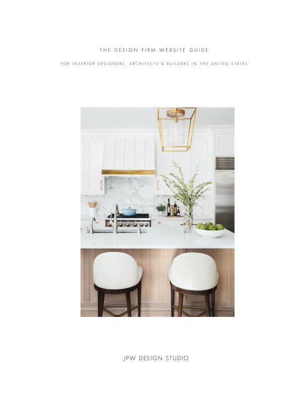 View Design Firm Website Guide by Justin Page Wood