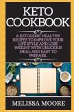 Keto Cookbook book cover