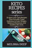Keto Recipes ( series ) book cover