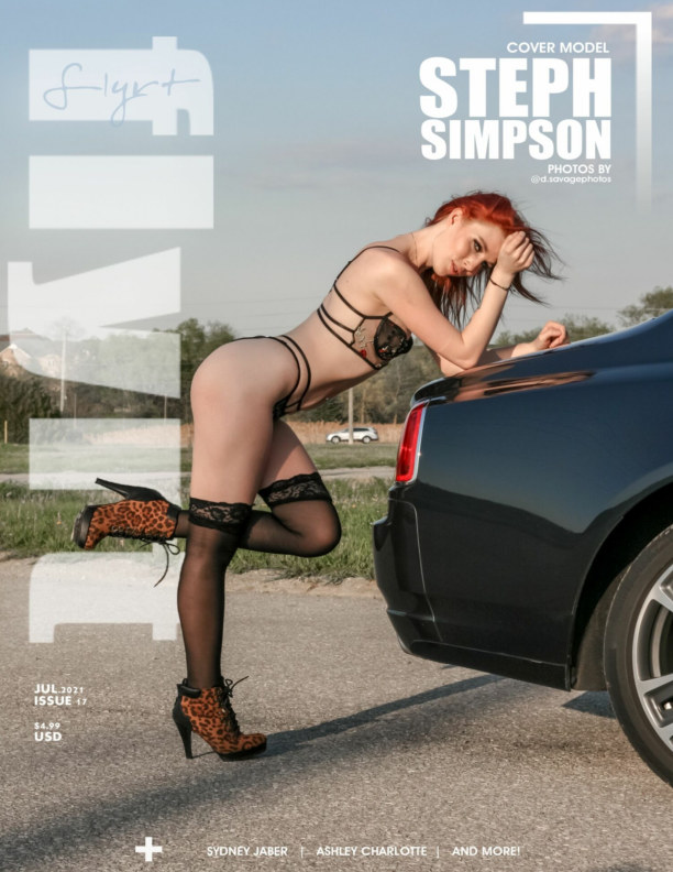 View Flyrt Magazine July 2021 by RHK Productions