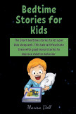 Bedtime Stories for kids book cover