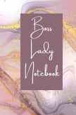 Boss Lady Notebook book cover
