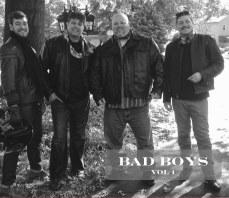 Bad Boys, vol 1 book cover