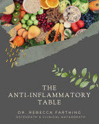 The Anti-Inflammatory Table book cover